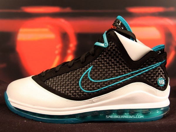Upcoming Nike Air Max LeBron VII Woven aka 8220Red Carpet8221