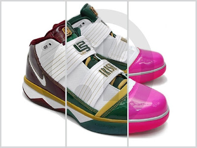 nike zoom soldier 3 pe christ the king home 3 00 Zoom Soldier III   CTK, SVSM, Kay Yow   Official Release Date (House of Hoops)