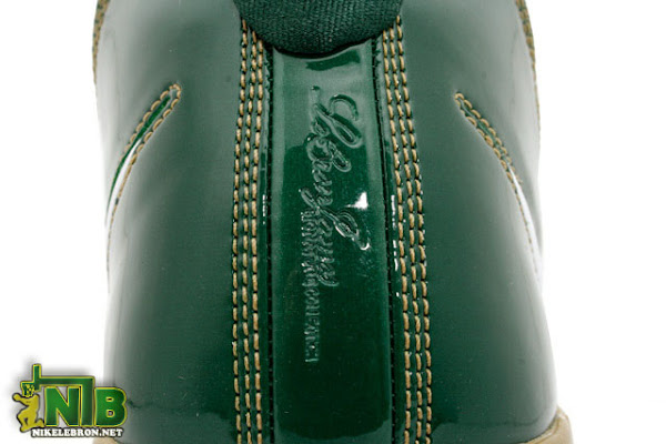 Detailed Look at the SVSM Nike Zoom LeBron Soldier III 8220Irish8221