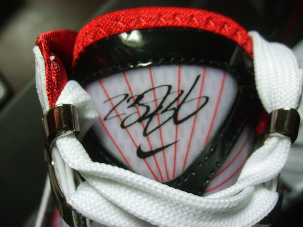 Nike Air Max LeBron VII Actual Production Version New Photos