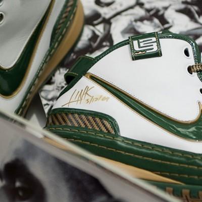 Nike TPE6453 LeBron James Shoes Collection Exhibition Recap