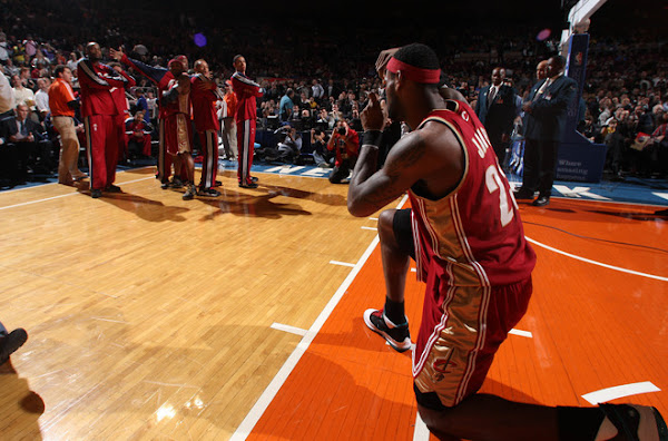 LeBron Brings Down NYC Debuts the Red Carpet Nike LeBron VII