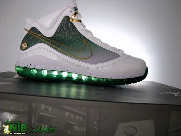Nike Air Max LeBron VII 8211 More Than a Game 8211 Akron Showcase