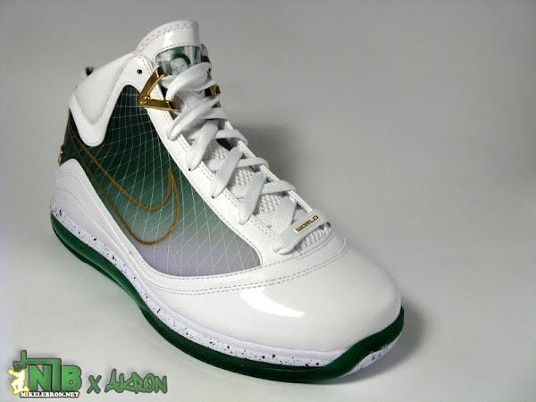 Nike Air Max LeBron VII 8211 More Than a Game 8211 Akron Showcase