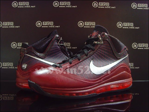 Nike Air Max LeBron VII Christmas Limited Edition New Photos