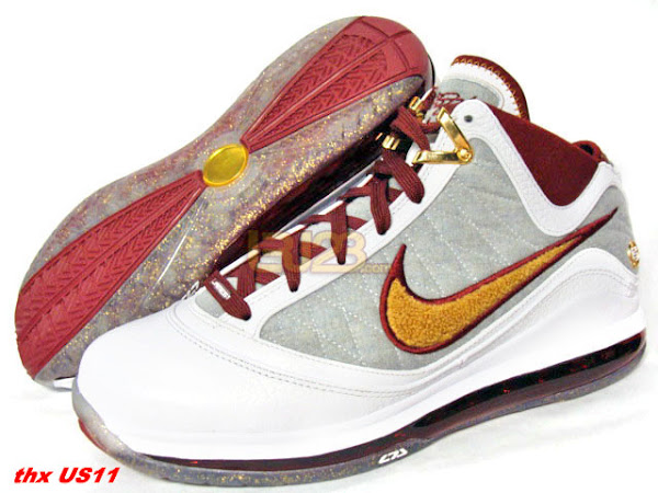 Nike Air Max LeBron VII NFW MVP 8211 They8217re Real Coming Soon