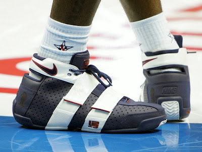 usabasketball lebrons 2055 horsemen 01 USA Basketball
