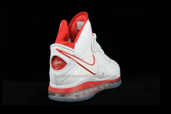 Fresh Look at the Nike Air Max LeBron VIII 8 China Exclusive