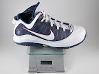 lebron7 ps white navy red ounce Weightionary