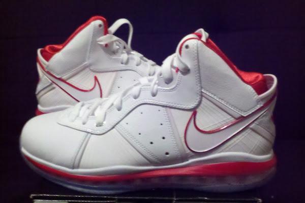 Closer Look at Nike Air Max LeBron 8 China Colorway US Version