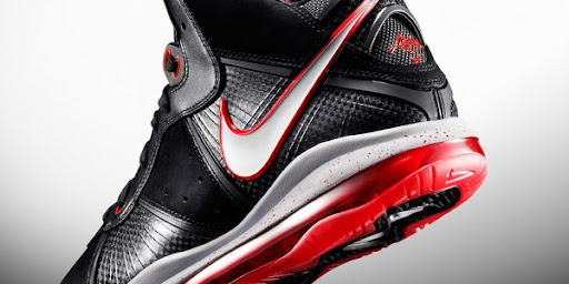 lebron james shoes 8. Nike LeBron 8 Sales Proving