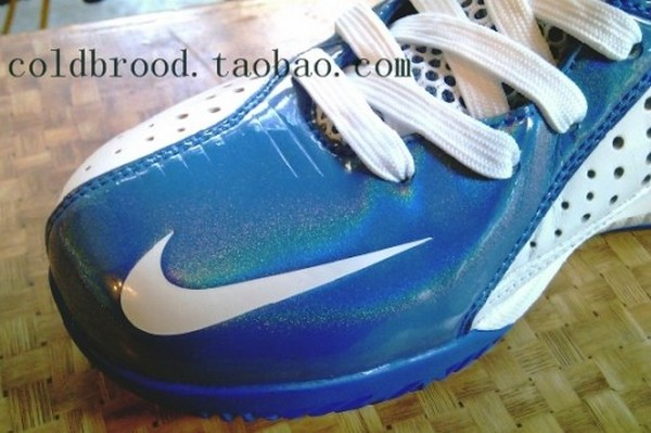 First Look Nike Max LeBron Soldier V 5 WhiteBlackRoyal