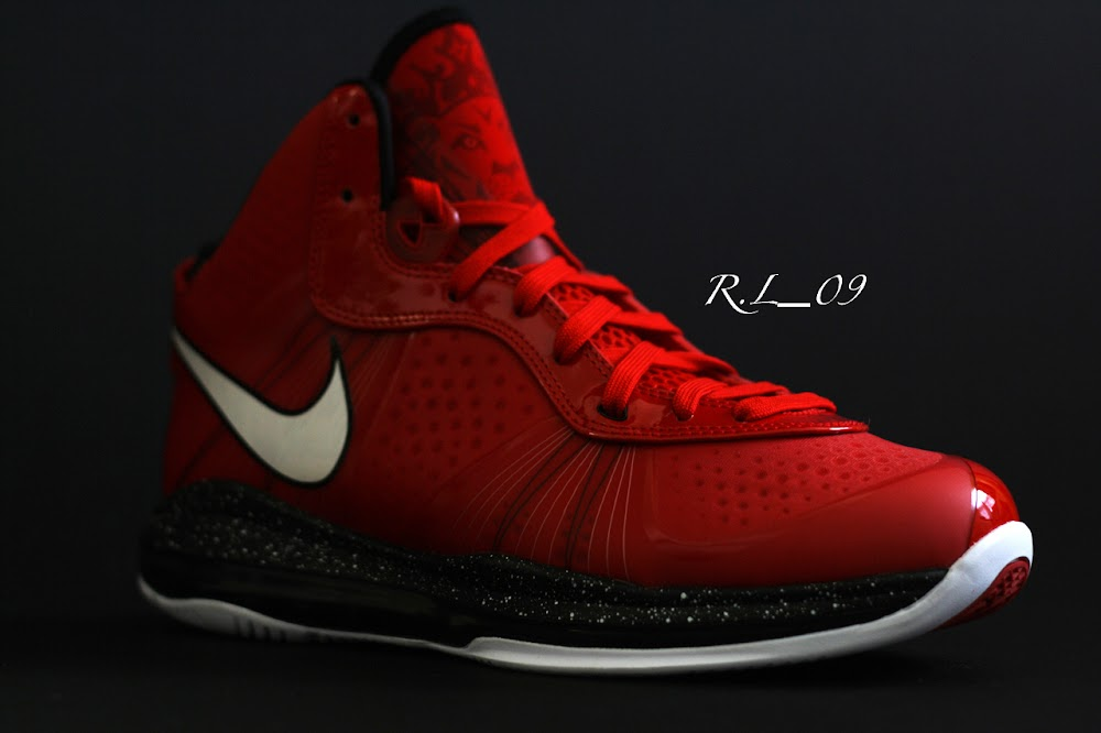lebron 8 christmas. fresh look at nike lebron v2 christmas exclusive with red laces lebron 8 c
