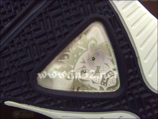 Additional Look at Nike Air Max LeBron 8 V2 NavyWhiteSilver
