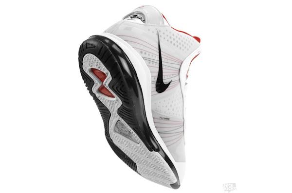 Release Reminder Nike Air Max LeBron 8 V2 V1 Comparison