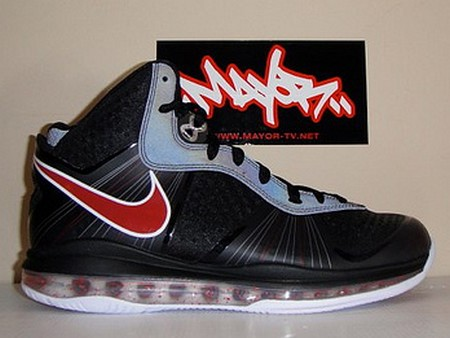 PE Spotlight Nike Air Max LeBron 8 V2 8220Portland8221 Alternate PE