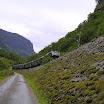 Cyklostezka podél železnice