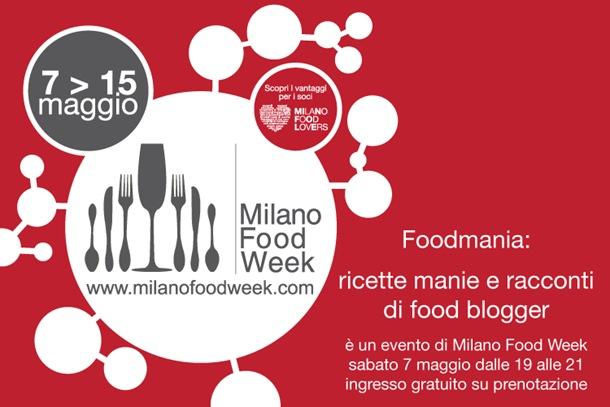 Foodmania_ricette manie e racconti di food blogger