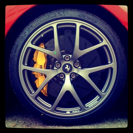 599 GTO stoppers