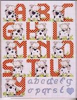 alfabeto ovelhas