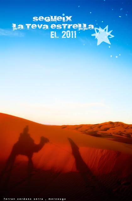 segueix la teva estrella el 2011