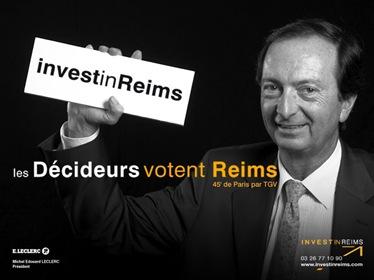 invest in reims edouard leclerc