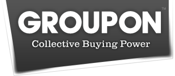 groupon logo collective buying power
