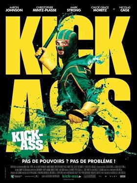 kick Ass affiche