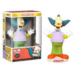 figurine-krusty-clown-simpsons-merchandising