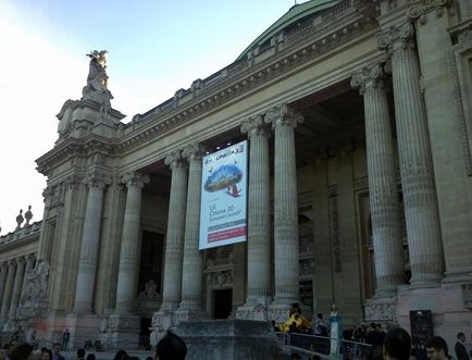 LG Cinéma 3D Grand Palais