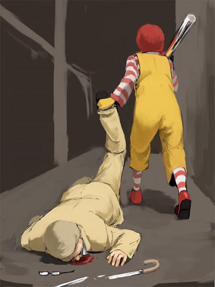 McDonald and KFC