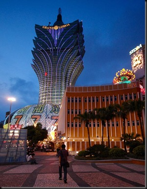 Grand Lisboa (Macau, China)