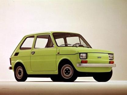 Fiat 126(1973-2000)