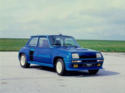 Renault 5(1972-1996)