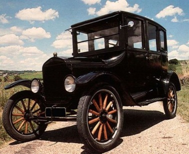 Ford Model T(1908-1927)