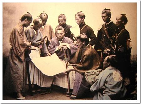 650px-Satsuma-samurai-during-boshin-war-period