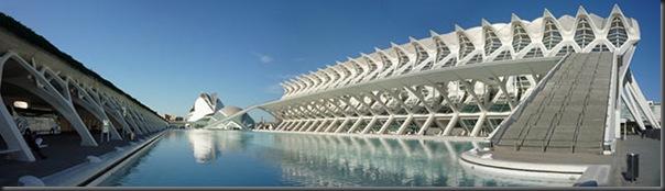 The Valencia Opera House ( Valencia, Spain)