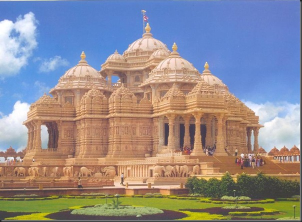 World's Biggest Hindu Temple