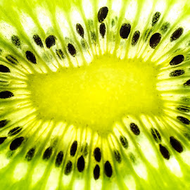 Kiwi - Close up ! by Manoj Kumar Kd - Food & Drink Fruits & Vegetables