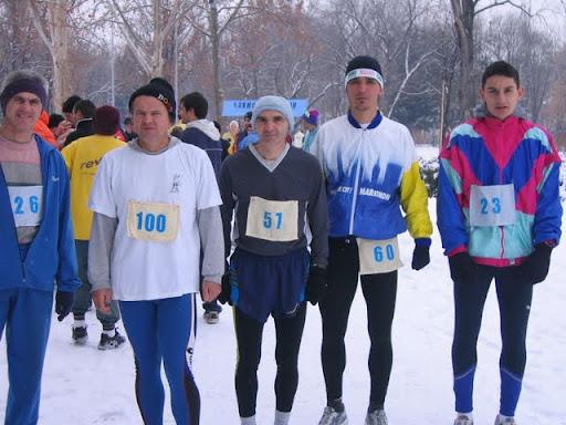 Niški zimski maraton