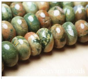 green rhyolite rodelle beads.jpg