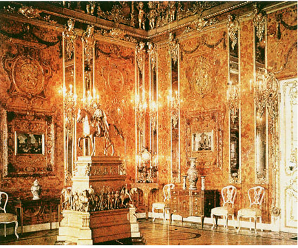 Catherine the Great's AMBER ROOM.jpg
