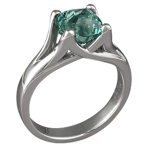 platinum and green tourmaline ring.jpg
