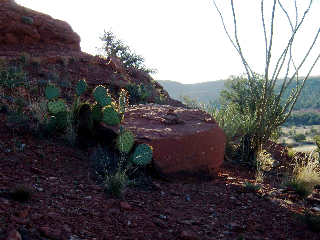 Altar on slope of The Singers.jpg