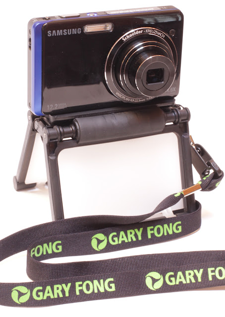 Gary Fong Flip Cage (Tabletop Position)