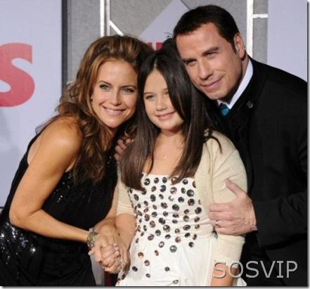 John Travolta & Ella