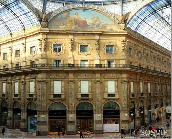 Town House Galleria em Milão - Itália
