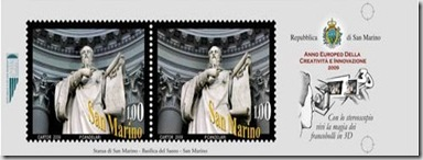 San Marino 3 D