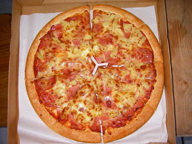 Hawai'i pizza