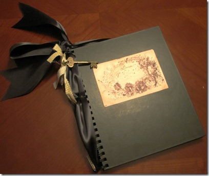 Grandma's memory book 1